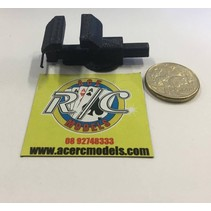 ACE 3D PRINT 1:14  BENCH VISE ( 1 PACK )  BLACK( OTHER COLOURS AVAILABLE ON REQUEST ) <br /> 90% INFILL SOLID BUILD  QUALITY