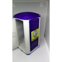 ACE 3D PRINT  1:14 PORT-A-LOO  CHOICE OF COLOURS PLEASE MESSAGE FOR CHOICES