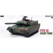 TAMIYA RC JGSDF Type 10 Tank - Full Option Kit 1/16