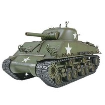 TAMIYA M4 SHERMAN 105mm HOWITZER 1/16 SCALE FULL OPTION KIT