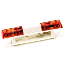 ACE T4 REALISTIC ROOF TOP FLASHING LIGHT LED WITH PLASTIC HOUSING 1/10 SCALE