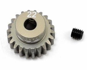 48P PINIONS AND SPUR GEARS