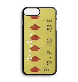 Custom phone case - Transfer ticket