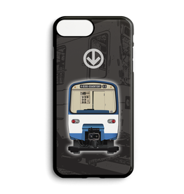 Custom phone case - MR-63 metro