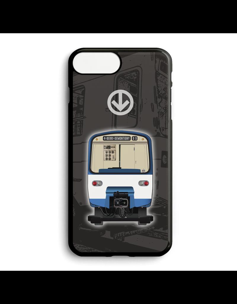 Custom phone case - MR-63 metro