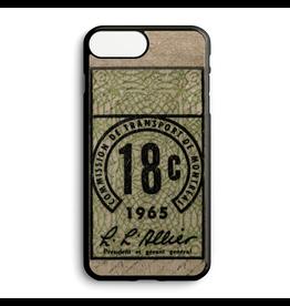 Étui de téléphone personnalisé - BILLET 18C 1965