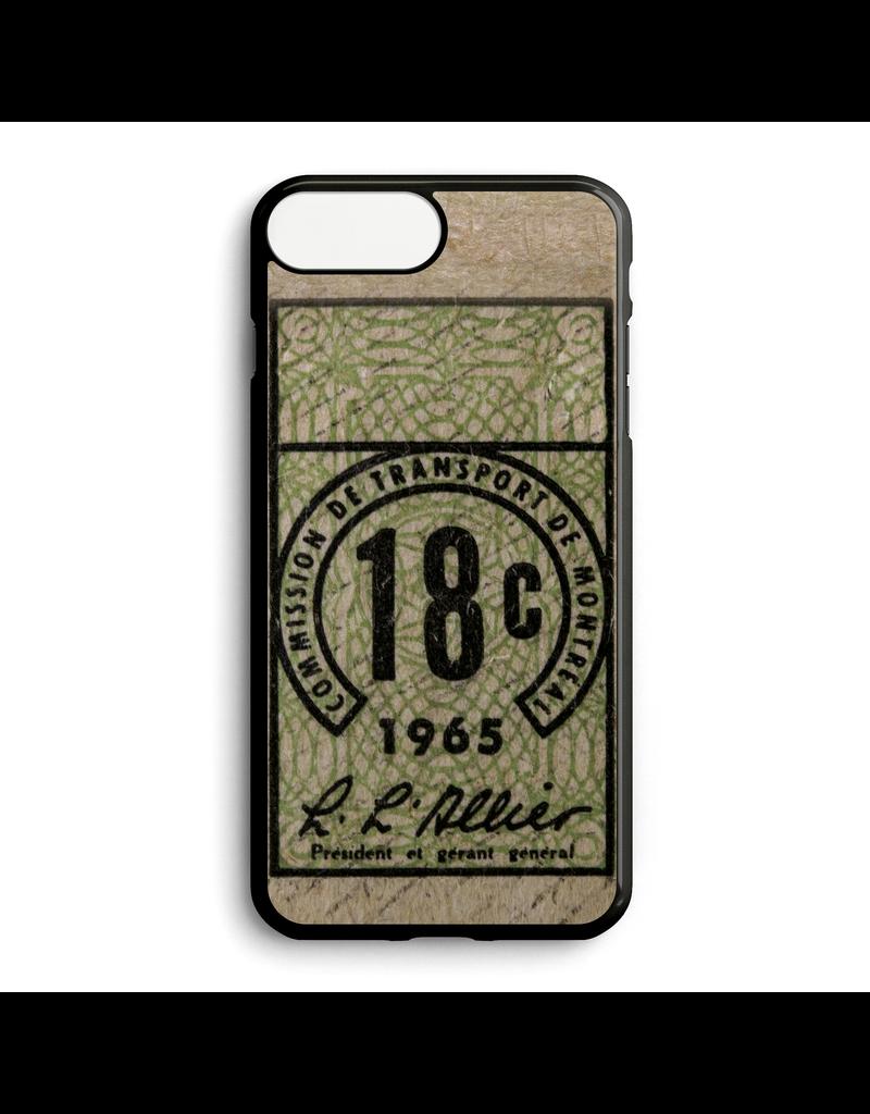 Custom phone case - TICKET 18C YEAR 1965
