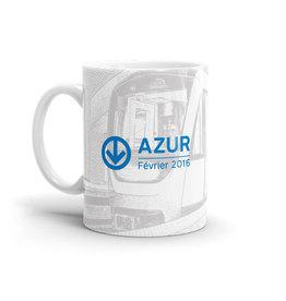 CUP 11oz - Azur Metro