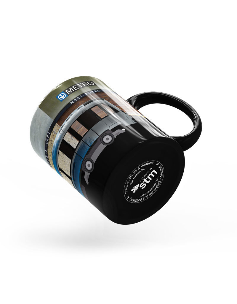 CUP 11oz   - AZUR multi stations