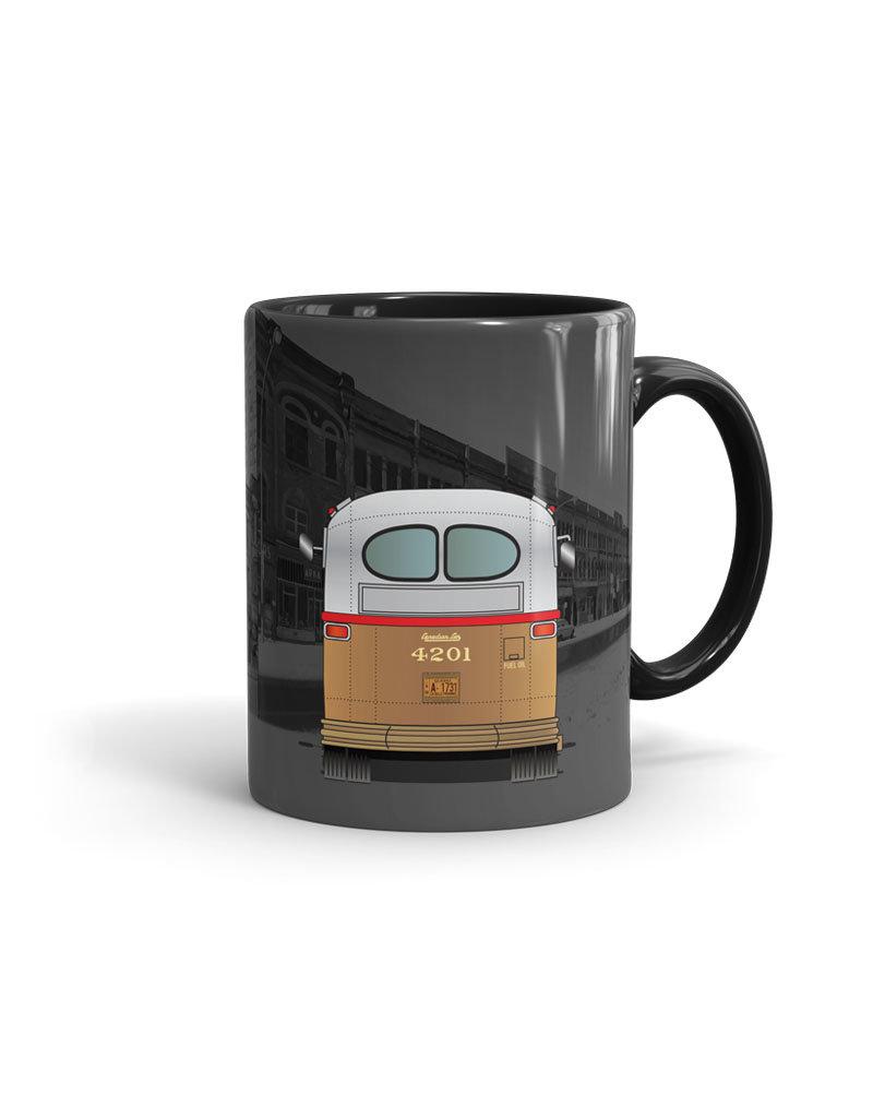 TASSE noir 11oz - CF&F Brill