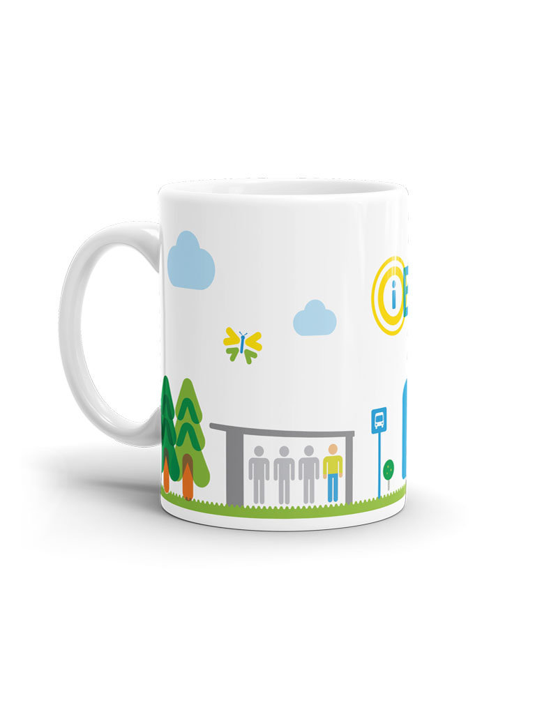 CUP 11oz - iBUS