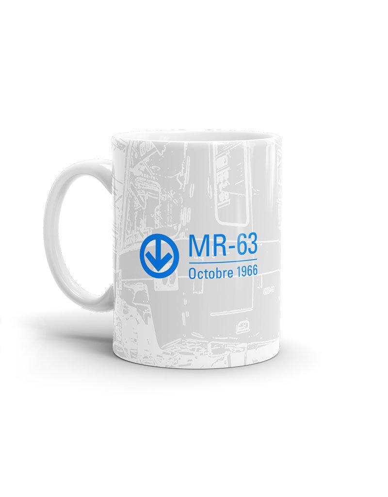 CUP 11oz - MR-63 Metro