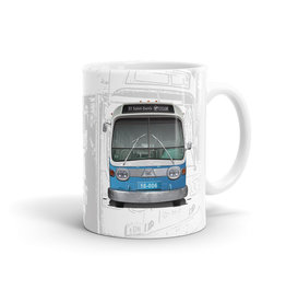 TASSE 11oz - Autobus New Look