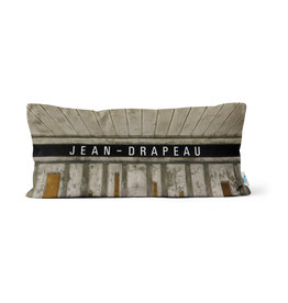 Coussin - Jean Drapeau