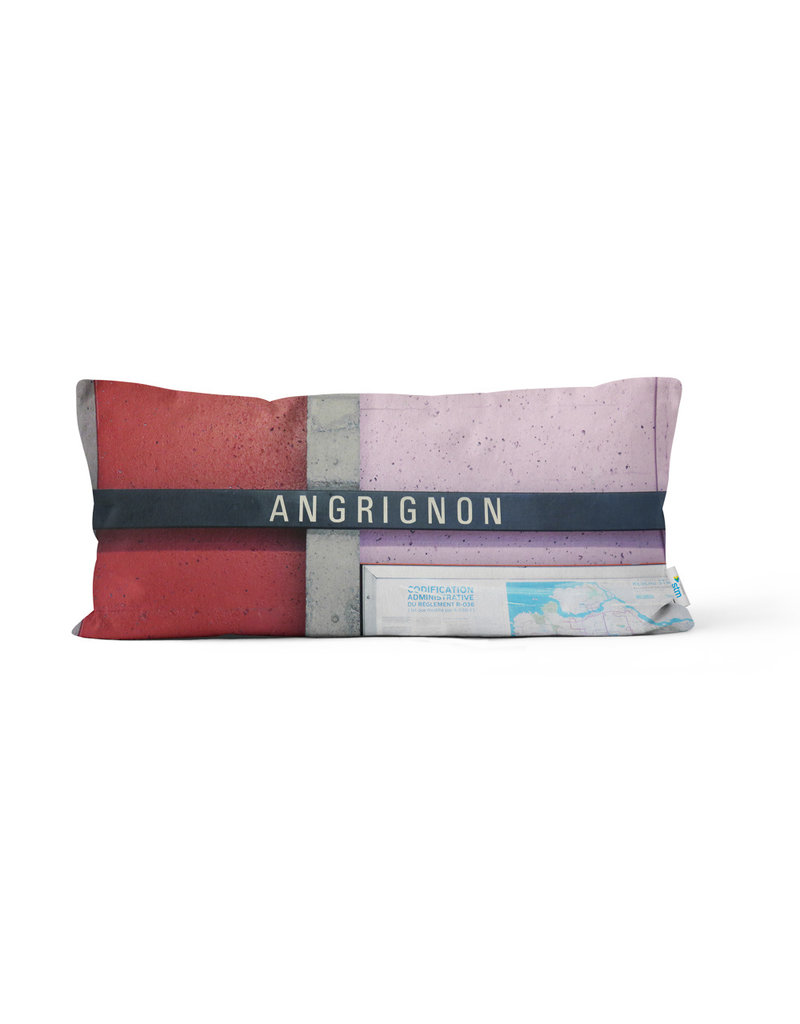 Pillow - Monk / Angrignon