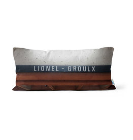 Pillow - Lionel-Groulx station