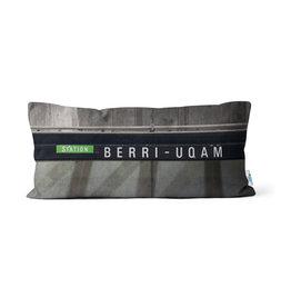 Pillow - Berri-UQAM station
