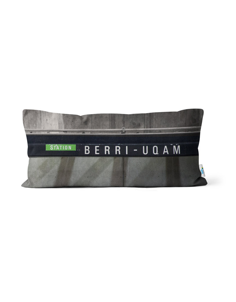 Pillow - Berri-UQAM station