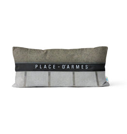 PILLOW - Place-d'Armes / Square-Victoria-OACI Stations