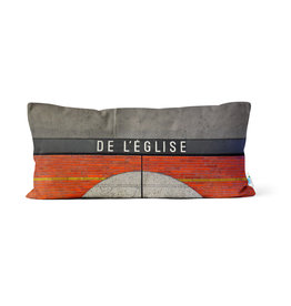 Pillow - De L'Église / LaSalle stations