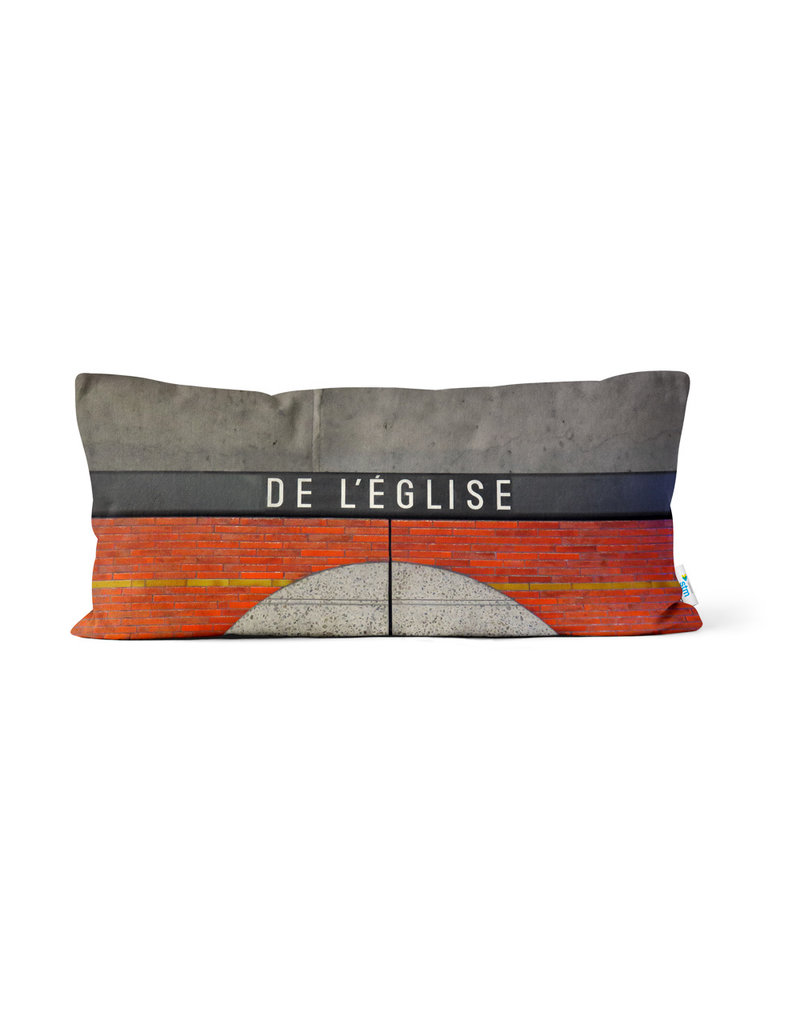 Pillow - De L'Église / LaSalle stations