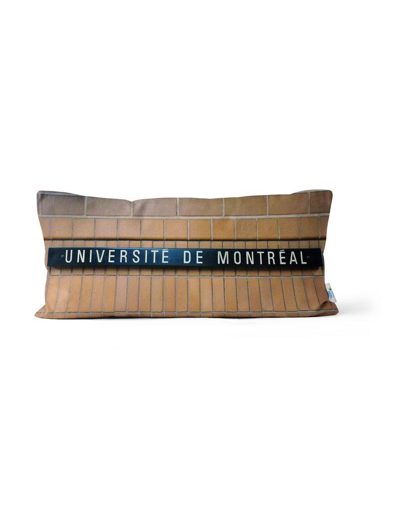 COUSSIN - Stations Édouard-Montpetit / Université-de-Montréal