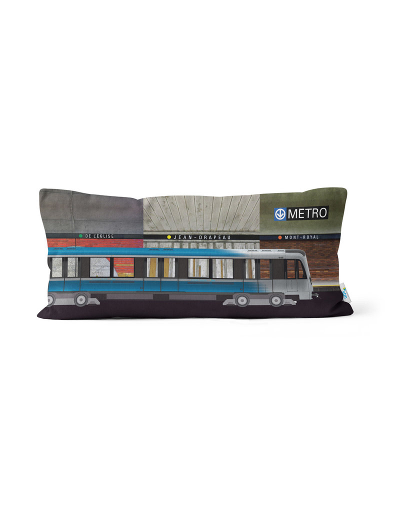 """COUSSIN - Azur + stations  10"""" x 20"""""""