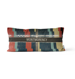 "Pillow - Montmorency   10"" x 20"""