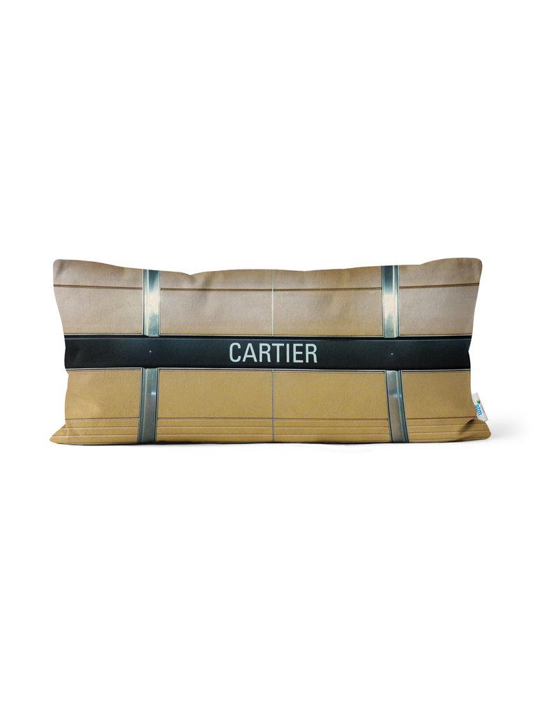 Pillow - De la Concorde / Cartier