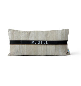 Pillow- McGill / Peel stations