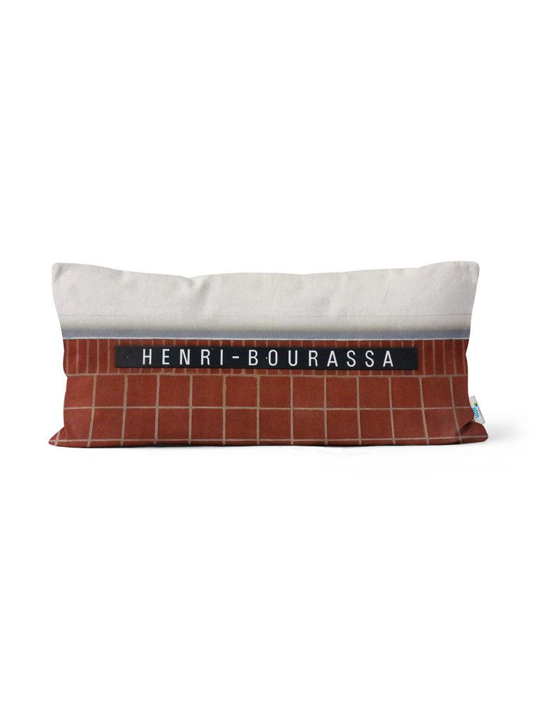 Pillow- Henri-Bourassa / Sauvé stations