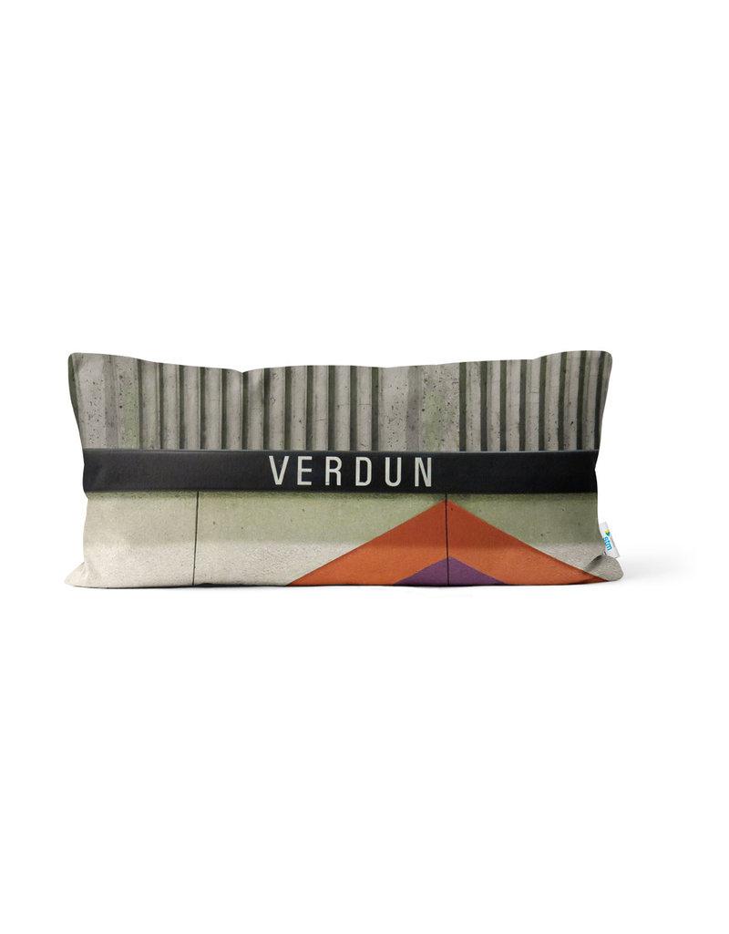 Coussin - Jolicoeur / Verdun
