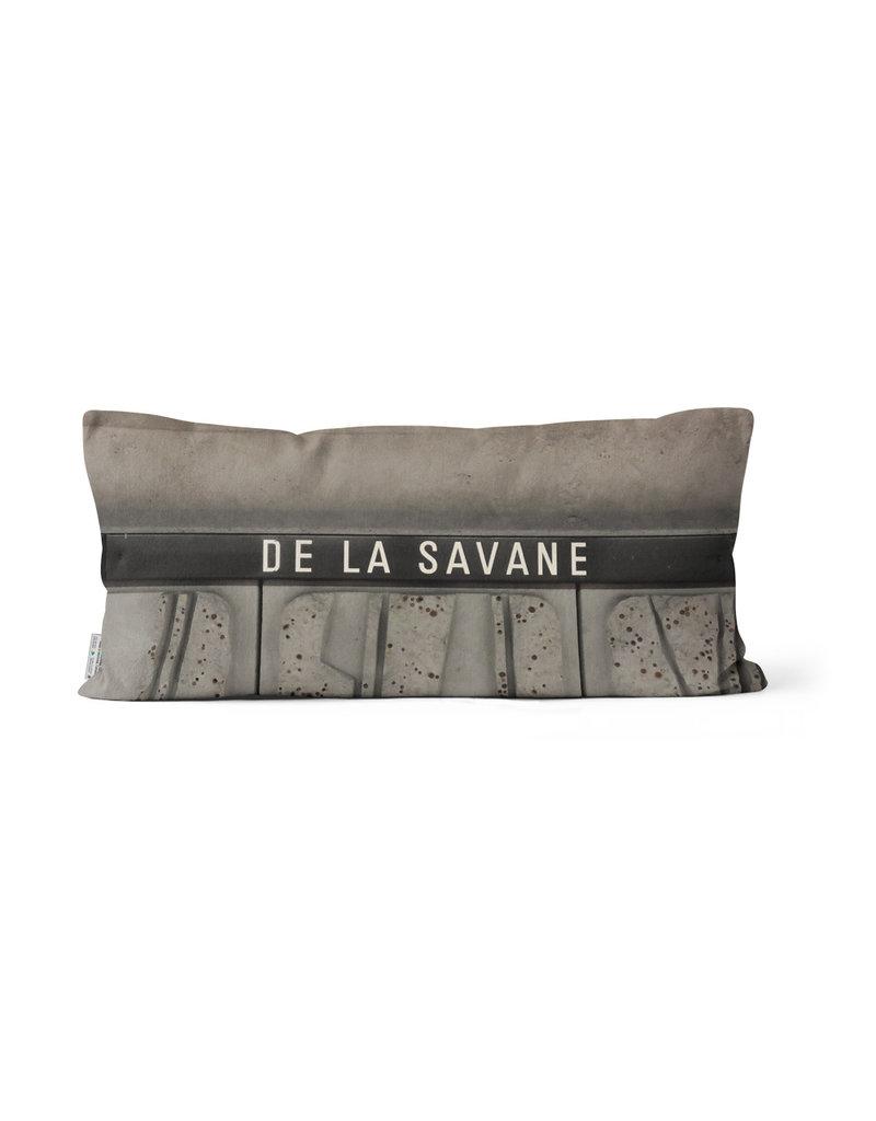 Pillow - De la savanne / Du Collège