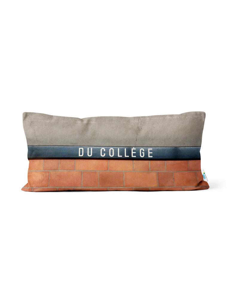 Coussin - De la savane / Du Collège
