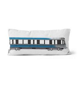 PILLOW - Azur / MR-63 Metro cars