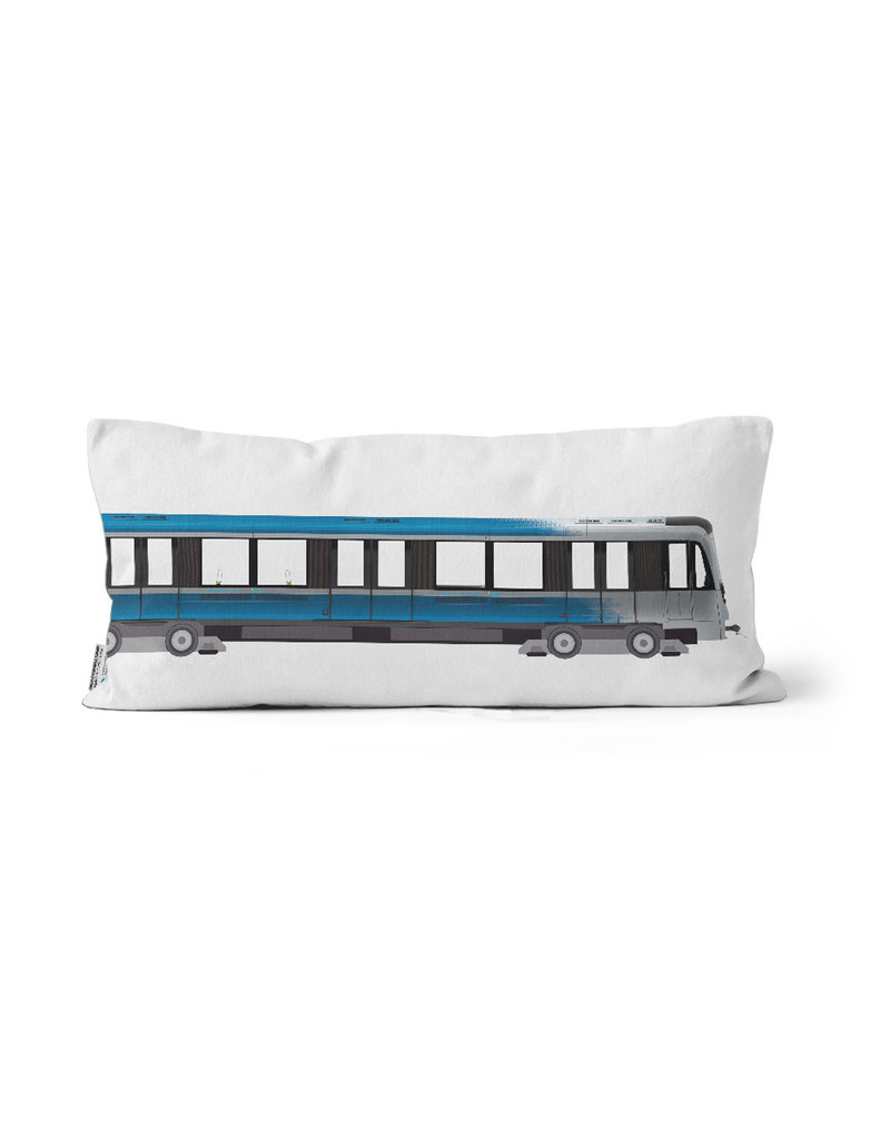 PILLOW - Azur / MR-63 Metro cars