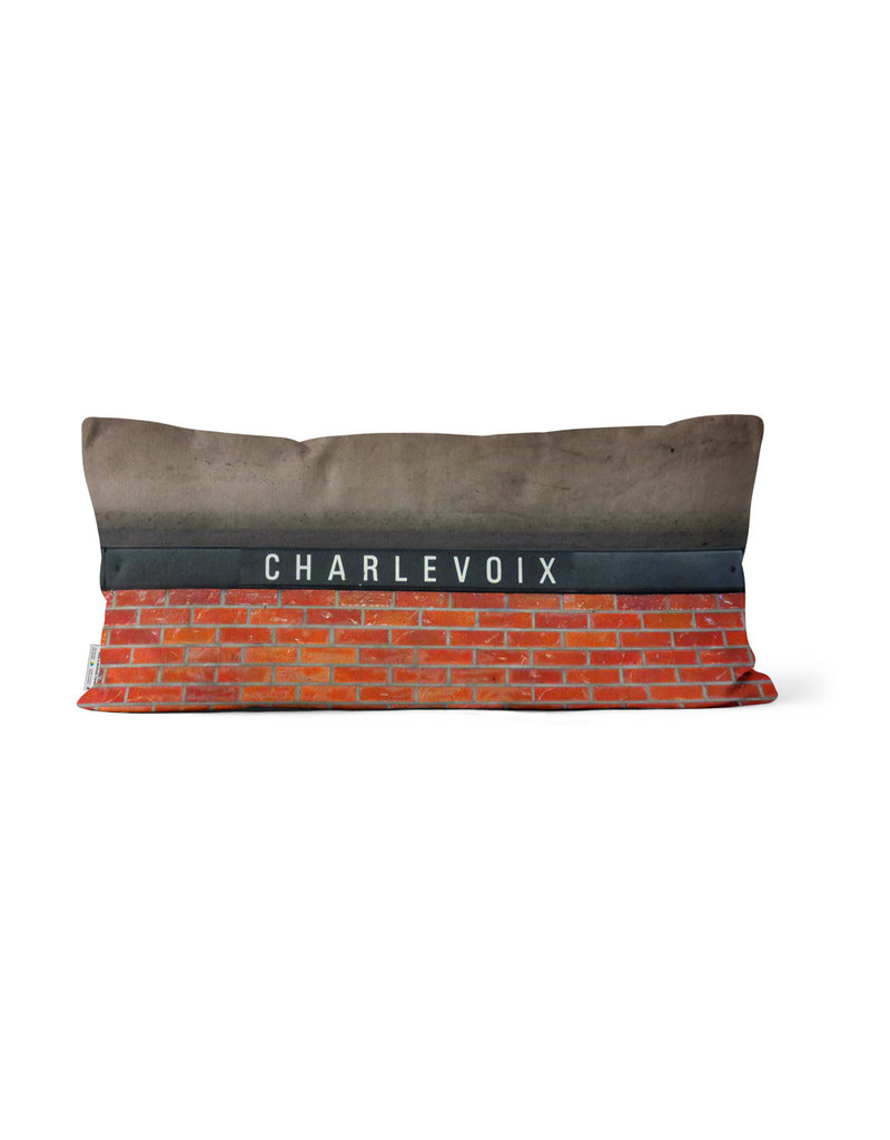 Pillow - Charlevoix / Georges Vanier