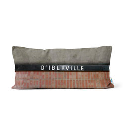 Pillow - D'iberville / Fabre stations