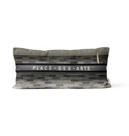 Pillow - Place des arts / Saint-Laurent