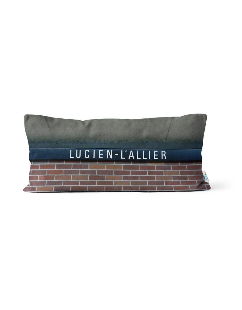 PILLOW - Lucier L'Allier station