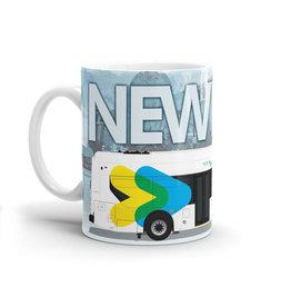 TASSE 11oz - Autobus New Flyer Xcelsior