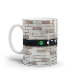 TASSE - Station Atwater 11oz