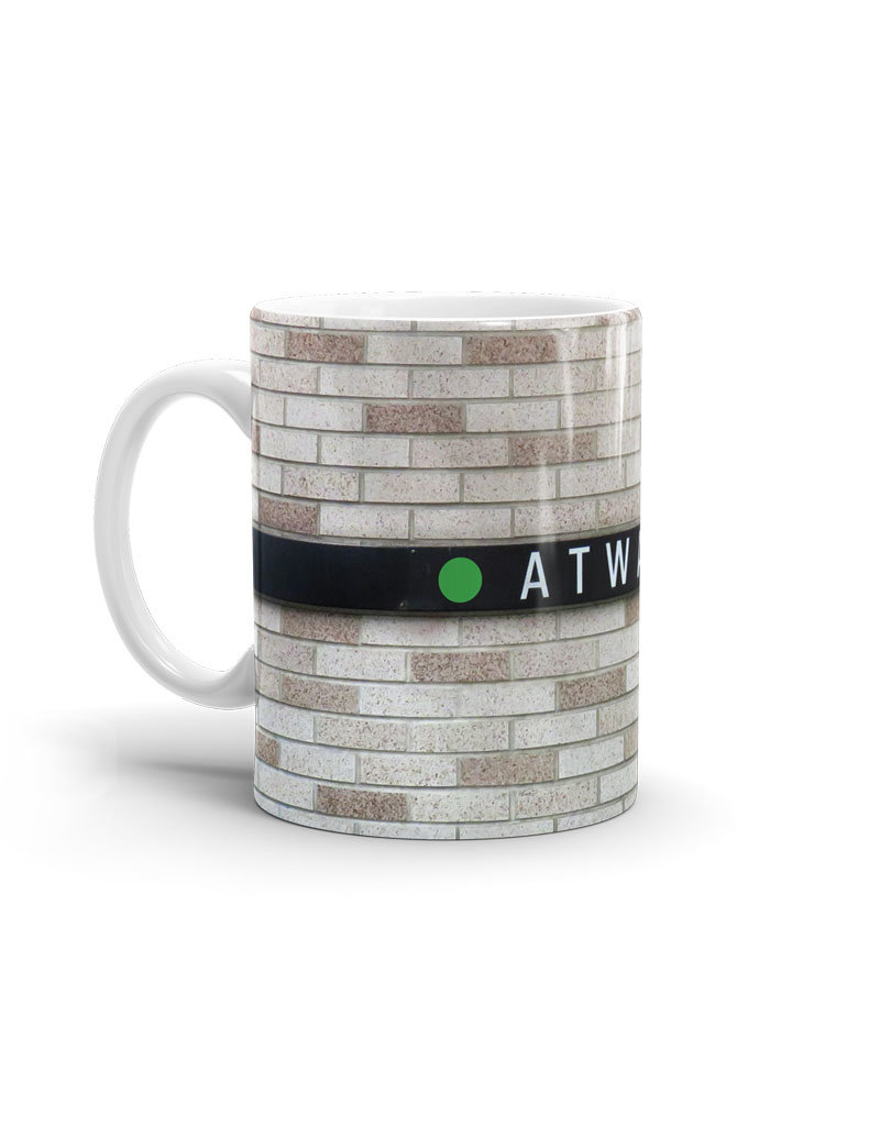 TASSE - Atwater station 11oz