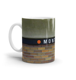 CUP - Mont-Royal station 11oz