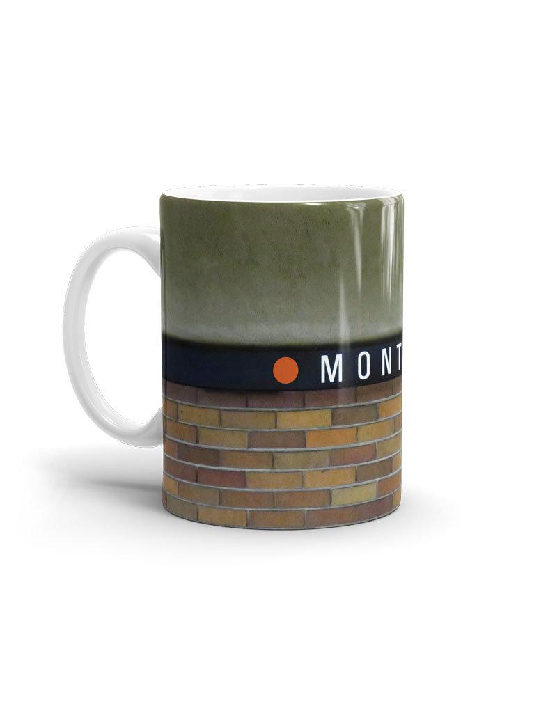 CUP - Mont-Royal station 11oz