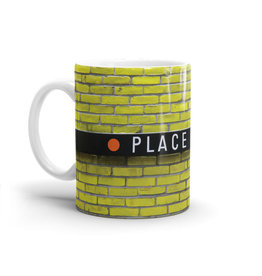 CUP - Place St-Henri station 11oz