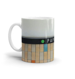 CUP - Papineau station 11oz