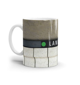 CUP - Langelier station 11oz