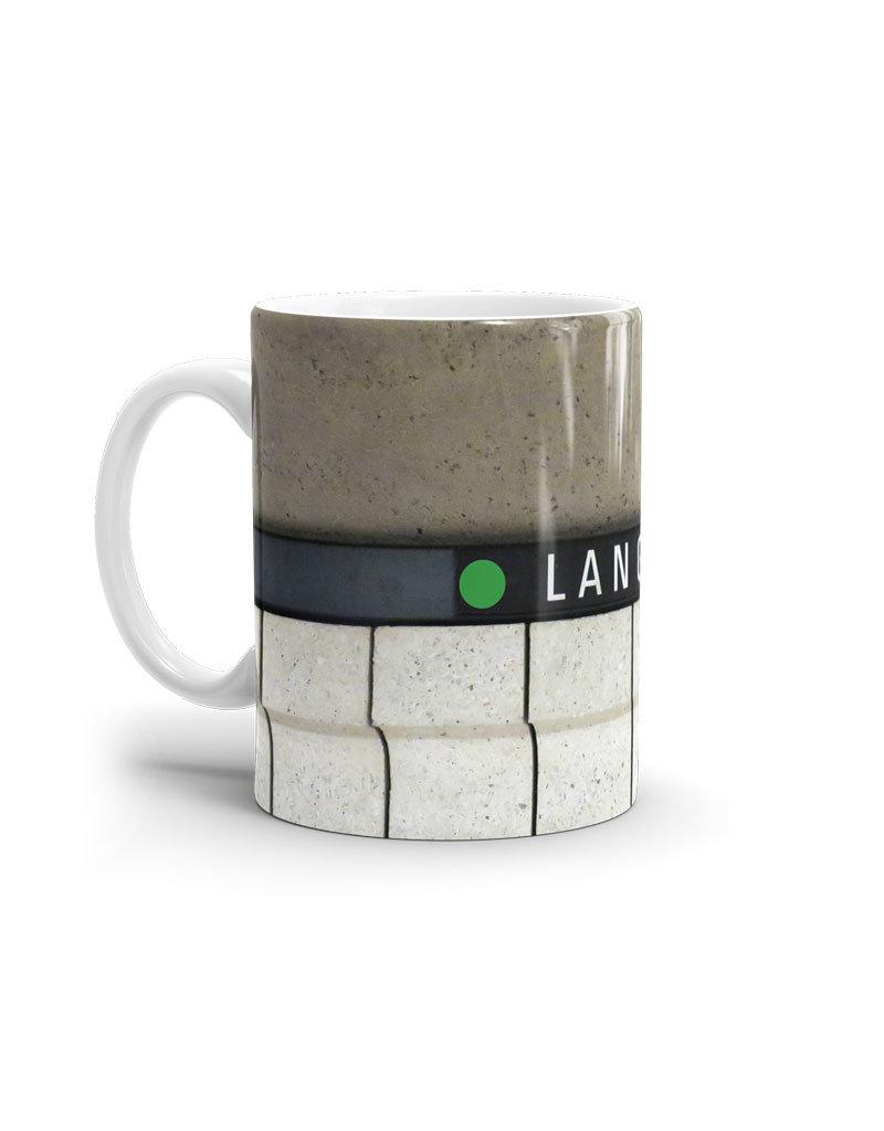 CUP - Langelier station 11oz