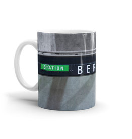 CUP - Berri-UQAM station 11oz